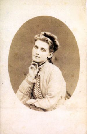 Julie Schumann at the age of 23