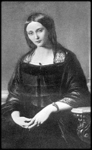 Clara Schumann geborene Wieck