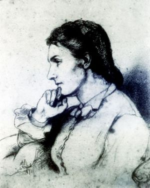 Eugenie Schumann at the age of 20