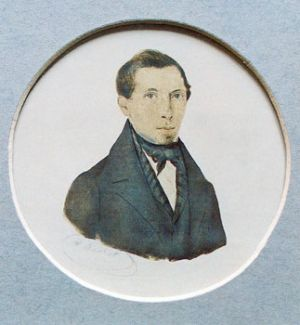 Emil Flechsig at the age of 22