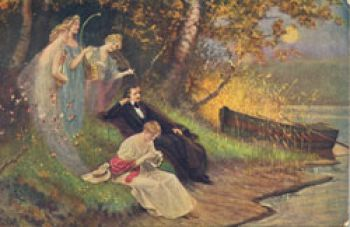 Robert Schumann and the Muses
