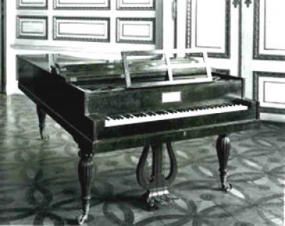 Piano by Conrad Graf (1782–1851), Vienna 1838, Society of Music Friends in Vienna