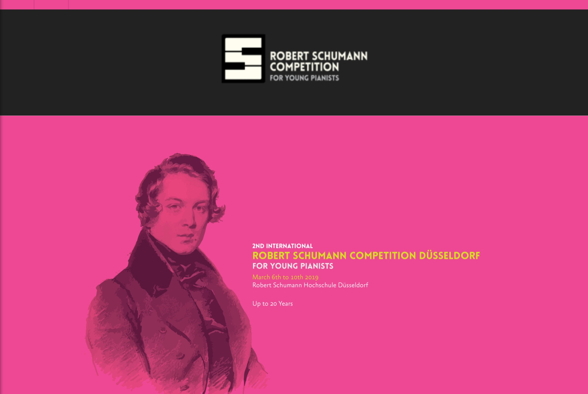 Robert Schumann Competition